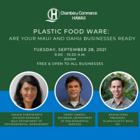 Plastic Food Ware: Are Your Maui and Oahu Businesses Ready