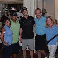 Invision's Longest Drive Winner at the WIMAH Golf Tournament