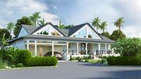 A Contemporary Plantation Style Residence