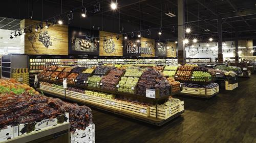 H Mart Produce Section- Freshest vegetables, fruits and more!