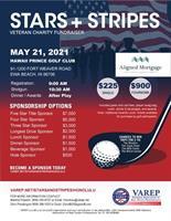 Stars & Stripes Golf Tournament on May 21 at the Hawai'i Prince Golf Club