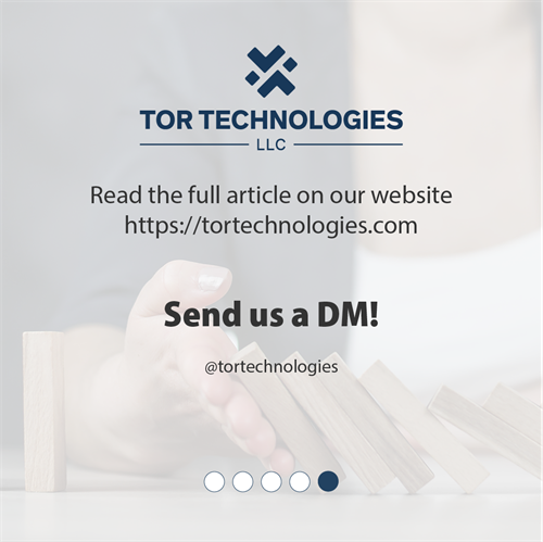 Read our full article on our website. https://www.tortechnologies.com/business-continuity-vs-disaster-recovery-plan-whats-the-difference/