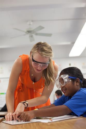 Mel Cornell, 2013 Corps Member, Konawaena Intermediate School