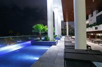Infinity Pool overlooking Waikiki Beach