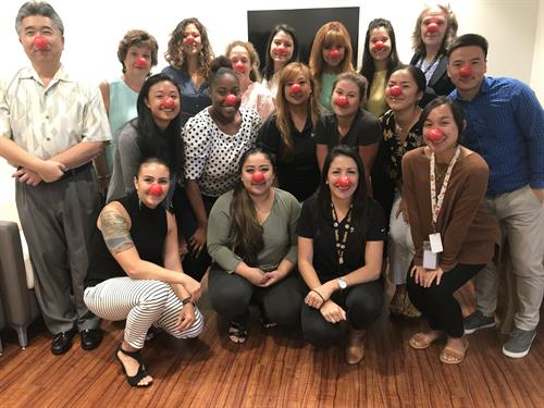 HiGroup Team - Red Nose Day (2018)