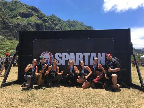 HiGroup Team - Spartan Race (2017)