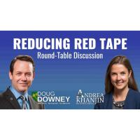 Reducing Red Tape Round-Table with Barrie Area MPPs - November 1, 2019
