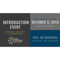 Chamber Introduction Session - October 3, 2019