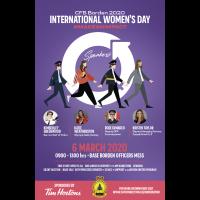 #MakeAnImpact - International Women's Day at CFB Borden