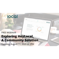 FREE WORKSHOP: Exploring HeyLocal, A Community Solution