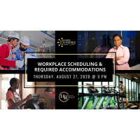 FREE WORKSHOP: HR: Workplace Scheduling & Required Accommodations