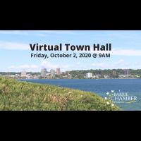 FREE WEBINAR: Virtual Town Hall