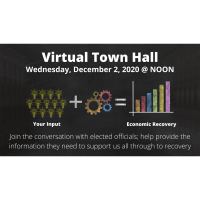 FREE WEBINAR: Virtual Town Hall featuring the Associate Minister of Small Business & Red Tape Reduction