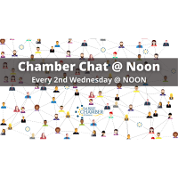 Chamber Chat @ NOON