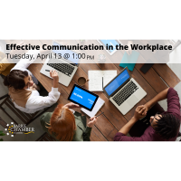 FREE WEBINAR: Effective Communication in the Workplace
