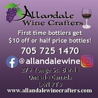 Allandale Wine Crafters - Barrie