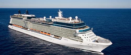 Cruise the world...