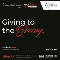 Michael Stuart Webb - Re/Max Chay Realty Inc., Brokerage - Barrie