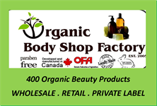 Organic Body Shop Factory