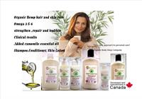 Hemp skin & Hair care