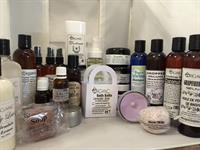 over 400 plant driven beauty products