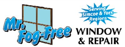 Mr. Fog-Free Windows