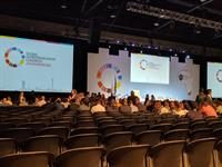 Global Entrepreneurial Congress (GEC), Johannesburg, South Africa. Over 170 countries participated.