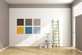 Lighting does affect paint colour various times of the day. Pre-test your selctions.