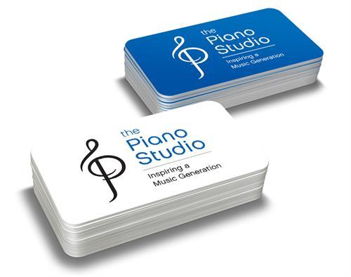 Rebranding for The Piano Studio | Logo and Website Design