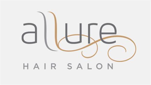 Logo Design | Allure Hair Salon