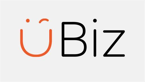 uBiz Logo Design | Business insurance just how u want it