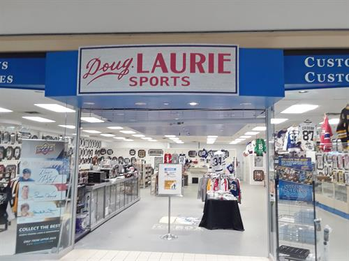 Doug Laurie storefront