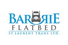 ST LAURENT TRANS LTD - BARRIE FLATBED