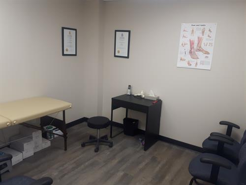 Clinic room 1