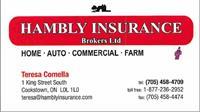 Hambly Insurance Brokers Ltd.
