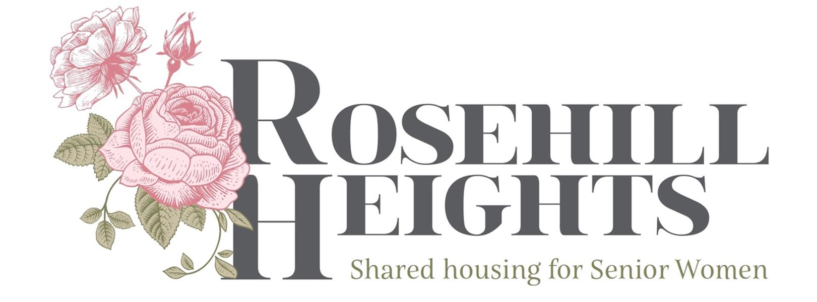 Rosehill Heights, Shared housing for senior women