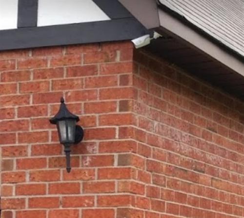 House camera installation