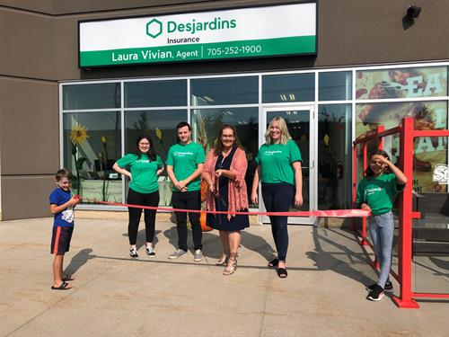 Grand Opening Ribbon Cutting Sep 21 2019