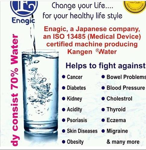 Check out how Electrolyzed Reduced Water can help you, your family, friends, pets!!