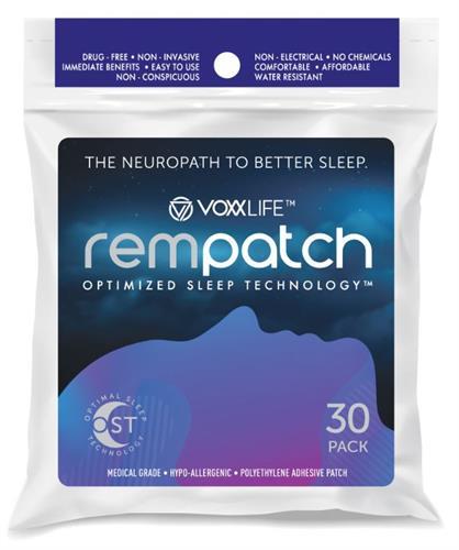 REM sleep optimization patches