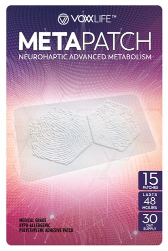 Meta Patches for optimizing your metabolism
