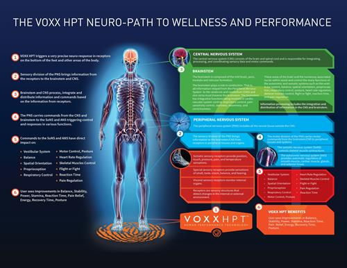 Voxx Neuro-Path to Wellness and Performance