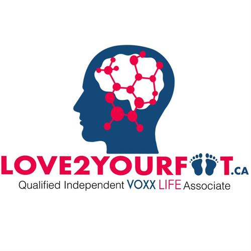 Love2YourFeet Logo - Look for it!!! Support your wellness, health!!! Small independent business