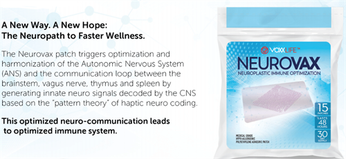 NeuroVax Immune Optimization Boost