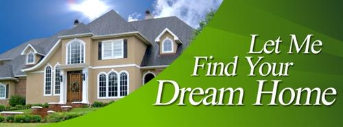 Let us find your dream home