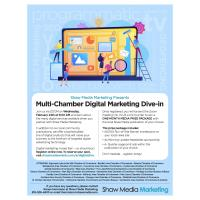 Multi-Chamber Digital Marketing Dive-In by Shaw Media