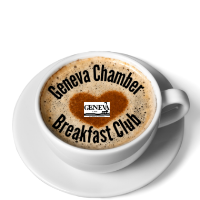 Be a part of the Geneva Chamber Breakfast Club