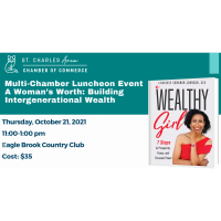 Multi-Chamber Luncheon Event:  A Woman's Worth:  Building Intergenerational Weath