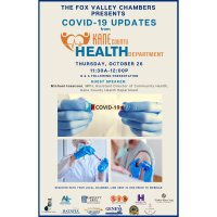 COVID-19 Updates from the Kane County Health Department