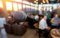 Open Mic Night at EvenFlow